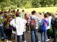 Leśna edukacja słubickich gimnazjalistów