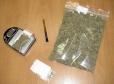 Obywatel Niemiec zatrzymany z narkotykami