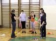 Młodzi słubiczanie uczyli się żonglerki