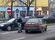 Wypadek samochodowy w centrum Słubic