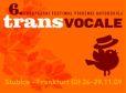 Wygraj bilety na wszystkie piątkowe i sobotnie koncerty transVOCALE