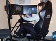 Atrakcja dla początkujących kierowców - symulator jazdy