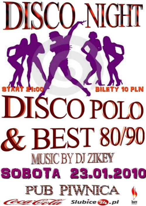 Pub Piwnica - Disco Polo & 80/80