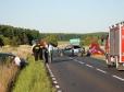 Wypadek w Kunowicach