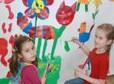 Wystawa dziecięcych prac w Galerii Okno