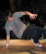 Słubiczanin zwycięzcą konkursu breakdance