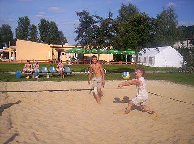 Słubice - turniej siatkówki plażowej