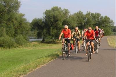 Wycieczki rowerowe we Frankfurcie nd Odrą