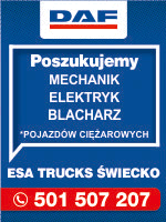 ESA Trucks Świecko