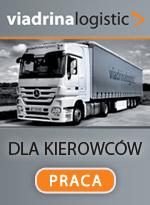 Viadrina Logistic - praca dla kierowców